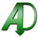 aDownloader icon