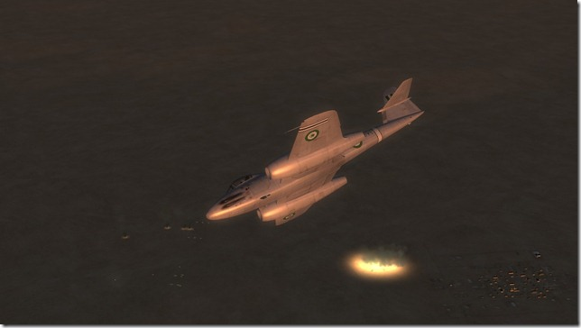Strike Fighters 2 (Israel) Operation Kadesh Conclusion