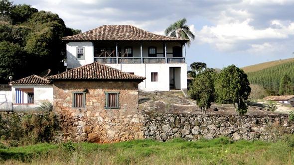 Fazenda da Pedra - Santana dos Montes