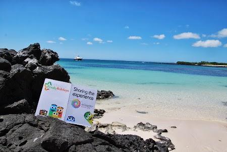 Imagini Galapagos: Plaja Santa Cruz