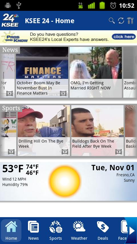 KSEE 24 for Phone - screenshot