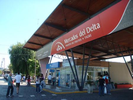Obiective turistice Argentina: Piata Tigre