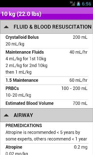 【免費醫療App】palmPEDi: Pediatric Tape-APP點子
