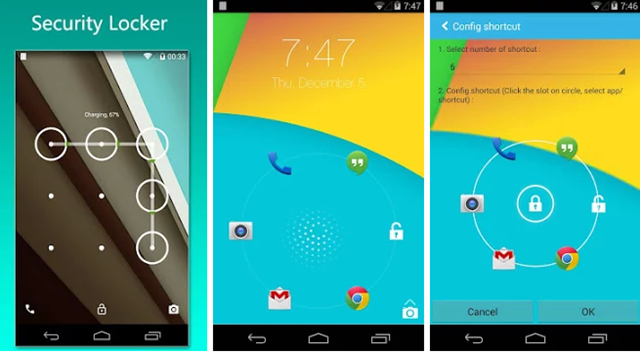 KK Locker (Android L Lollipop)