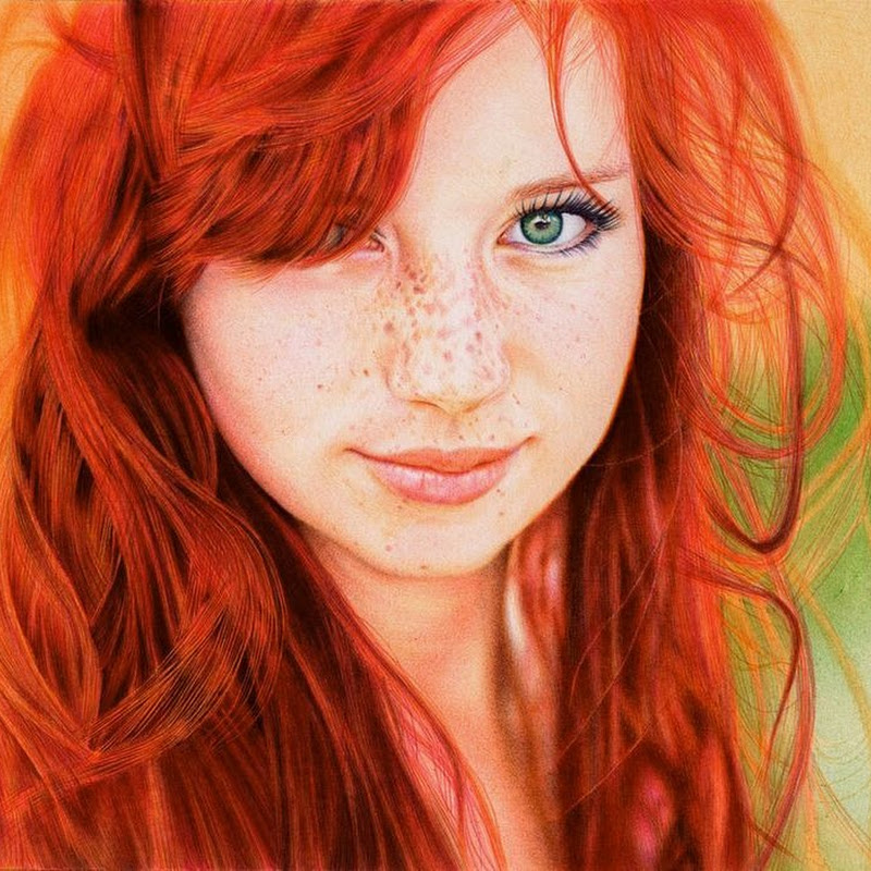 Samuel Silva's Incredible Photorealistic Ballpoint Pen Drawings