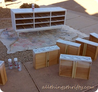 Painting Furniture Is SUPER Easy And Can Save You Lots And Lots Of $$ | All  Things Thrifty