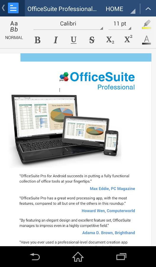 الاوفيس الشهير OfficeSuite Editor Premium -JsrKs-LmhArKTX4PrNe