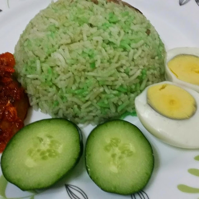 resepi nasi lemak pandan ikan bilis special satu resepi Resepi Rendang Ayam Tanpa Tumis Enak dan Mudah