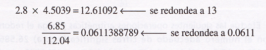 reglas cifras significativas