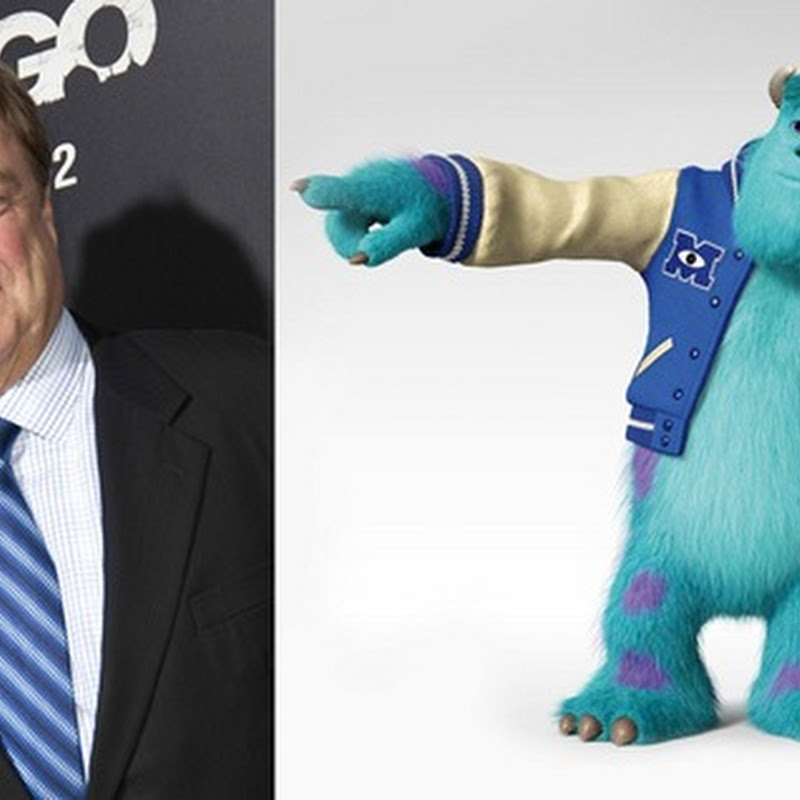 "John Goodman Revisits Sulley in ""Monsters University"""