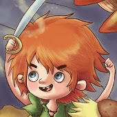 Peter Pan e Capitan Uncino