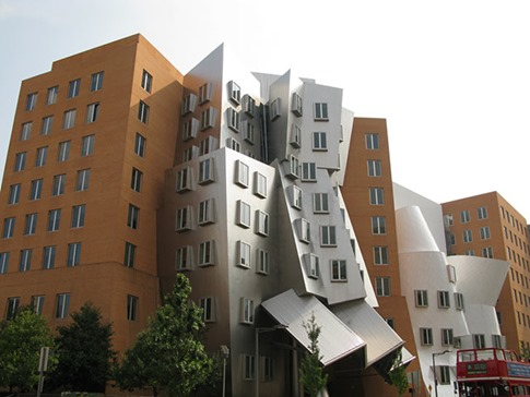 16. Stata Center (Cambridge, Massachusetts, EE.UU.)