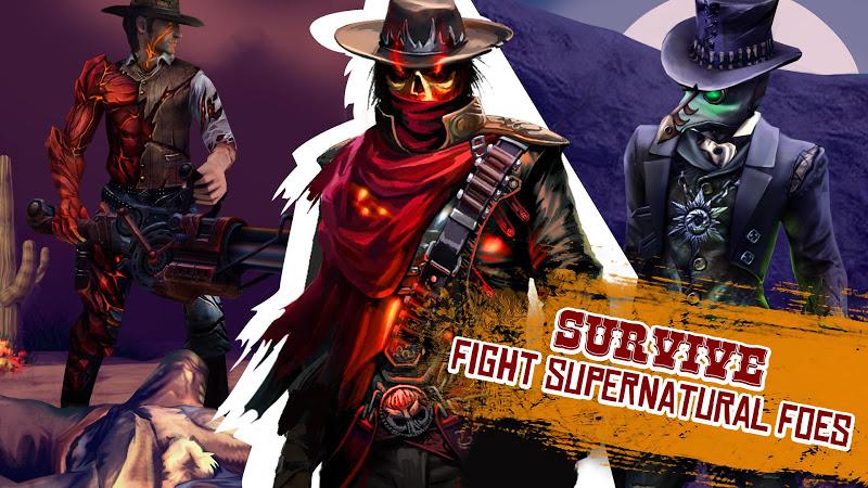Six Guns Gang Showdown Screens3