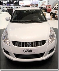new swift dzire white