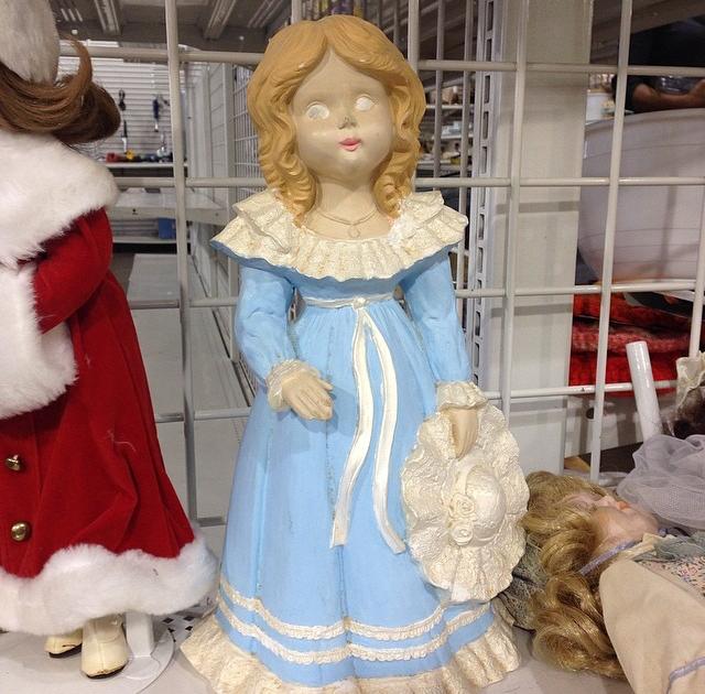 thriftscorethursday soul eating doll