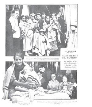 De la revista NUEVO MUNDO. Fecha. 22 de septiembre de 1922