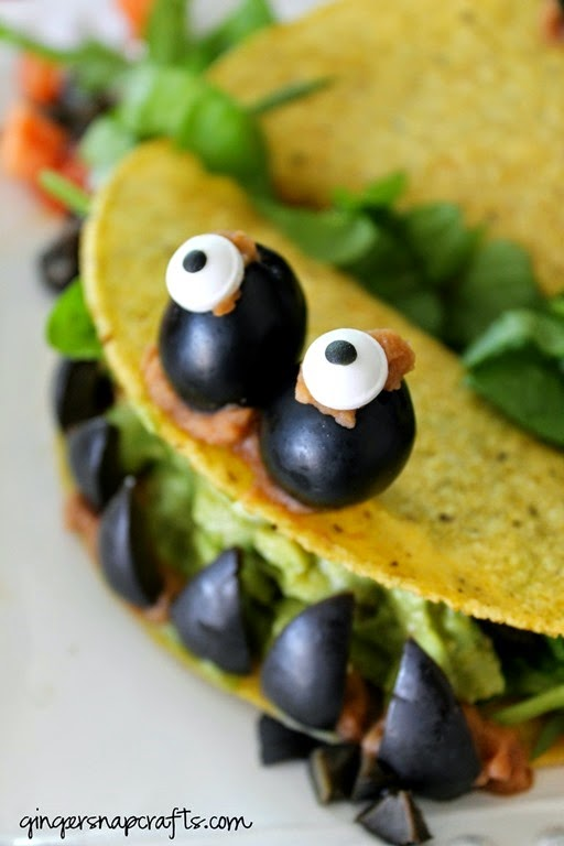 fun food for kids #CalOliveCrafts