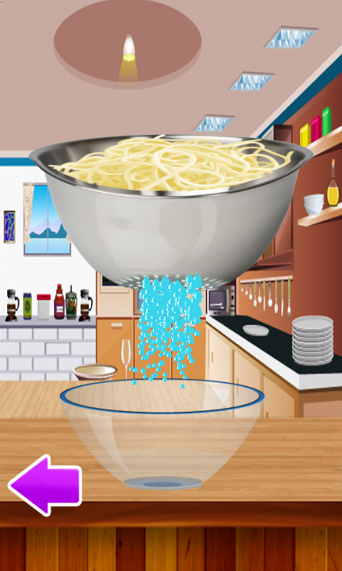 Pasta Maker Cooking Games - screenshot