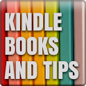 Kindle Books and Tips icon