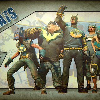 'Gotham City Impostors' llega a Steam como free-to-play (GRATIS)