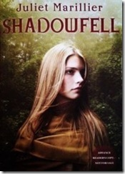 book cover of Shadowfell by Juliet Marillier