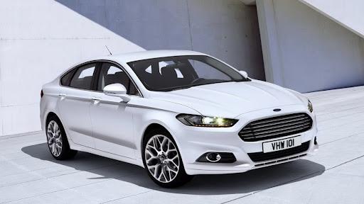 Tamamen Yeni 2013 Ford Mondeo Gün Işığına Çıktı