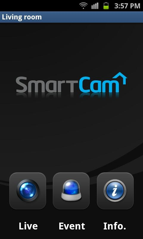 Samsung SmartCam - screenshot
