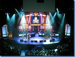 9097 Nashville, Tennessee - Grand Ole Opry radio show