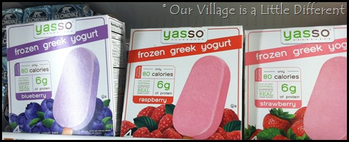 Yasso Frozen Yogurt Treats 1