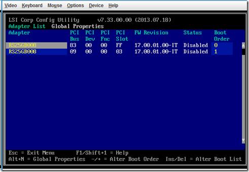 MPECS Inc  Blog: Flash Multiple Intel or LSI RAID and SAS