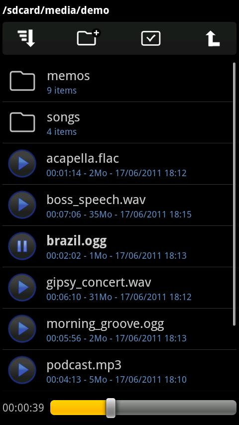 TapeMachine Recorder – Screenshot