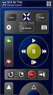 RCX for TiVo (free)- screenshot thumbnail