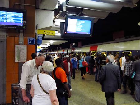 Statia RER Gare du Nord