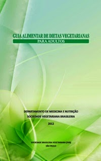 Guia Alimentar de Dietas Vegetarianas, por SVB