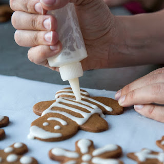 Classic Gingerbread Cut-Out Cookies.