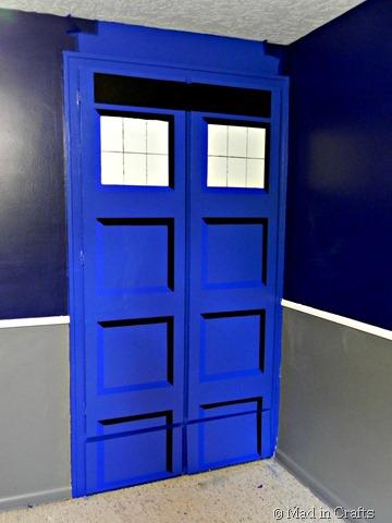 basic TARDIS design