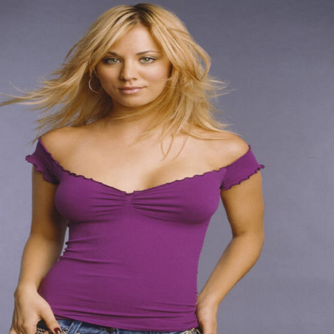 Wallpapers de Kaley Cuoco Foto 15