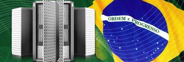 Servidores da HDFree Brasil.