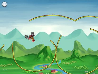 Mad Moto Racing: 特技摩托 賽車遊戲 App-愛順發玩APP