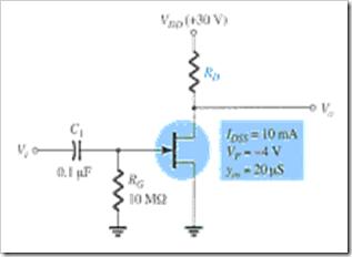 MCQs in FET Amplifiers Fig. 15