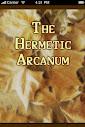 O Arcano Hermético O trabalho secreto da filosofia hermética