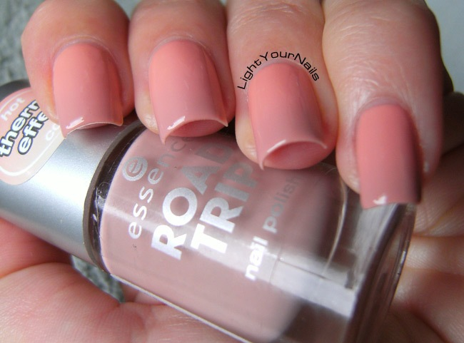 Essence My Sweet Escape (thermo effect - Road Trip LE)