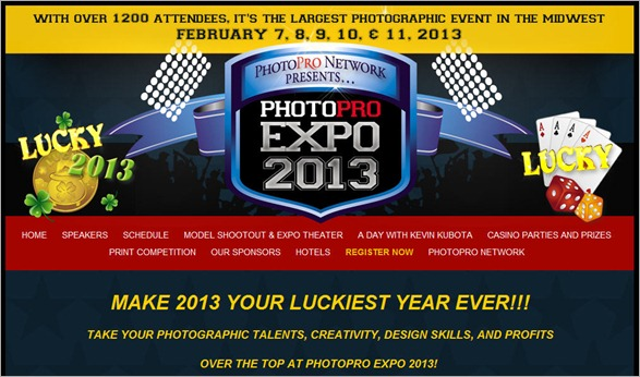 PhotoPro Expo 2013 - new