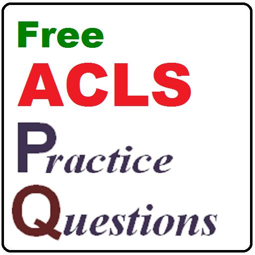 Free ACLS Practice Questions 教育 App LOGO-APP試玩