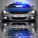 Police Car Live Wallpaper icon