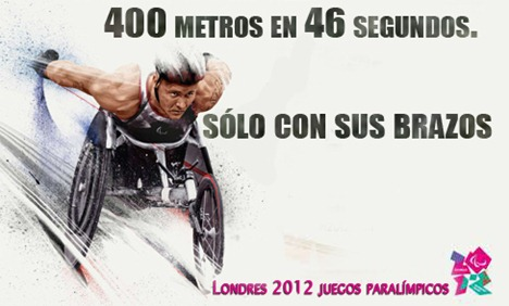 Londres 2012 Juegos Paralimpicos London