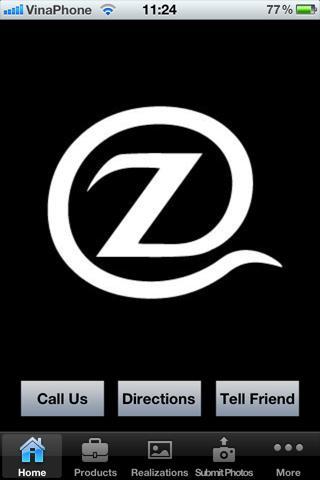 Z-parket- screenshot