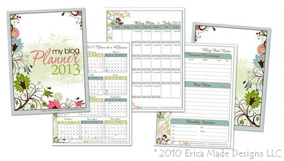 Blog Planner Calander Layout - Confessions of a Homeschooler