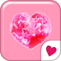 Cute wallpaper★Love carnation icon