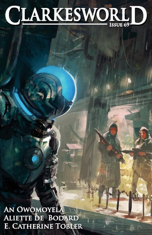 Clarkesworld Magazine, Issue 69 - Immersion by Aliette de Bodard